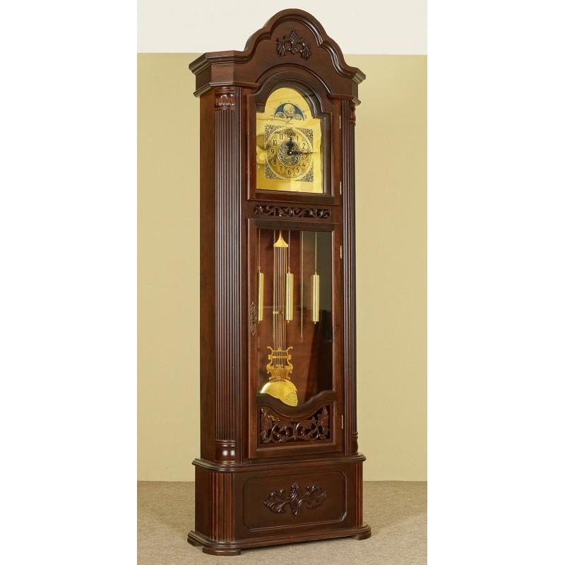Grandfather Clock Longcase Pendulum Livetime Pl