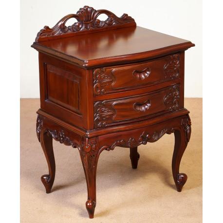 Komoda stolik nocny rokoko barok