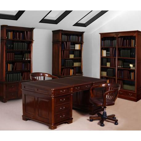 Partners Desk 180 Cm Victorian William Iv Livetime Pl
