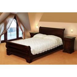 Łóżko sanie styl francuski 140x200 cm
