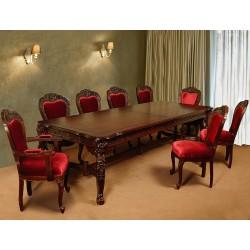 Jídelní stůl lev empire 300 cm