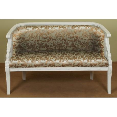 Kanapa sofa łabędź empire biała