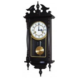 Wall clock with pendulum