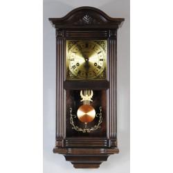 Zegar wiszący drewniany
