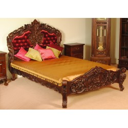 Łóżko barok rokoko 180x200 cm