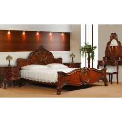 Кровати в стиле барокко рококо 180x200 см