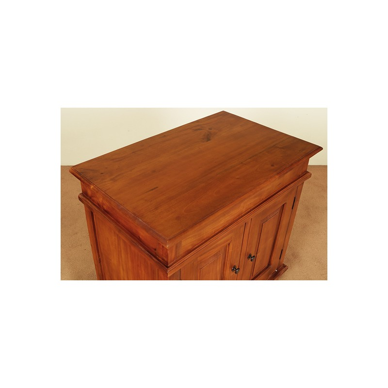 commode cupboard 80 cm colonial style
