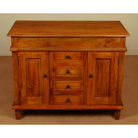 Fabulous louis tv stand commode cm with commode coloniale - Commode style colonial ...