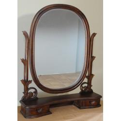 Stylowe lustro rzeźbione ludwik