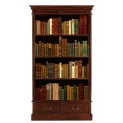 Regał angielski biblioteka