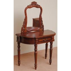Dresser dressing table louis style