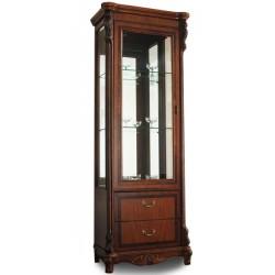 Louis glass cabinet