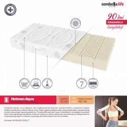 Latex mattress Sembella Hetman Aqua