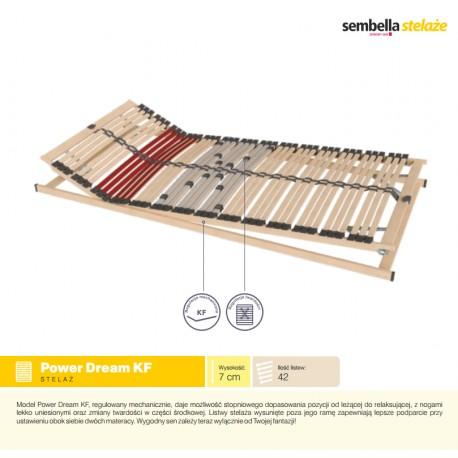 lattenrost 80x200 cm sembella schlaraffia power dream kf. Black Bedroom Furniture Sets. Home Design Ideas