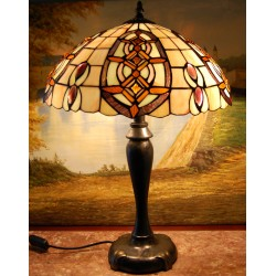 Tiffany Lamp stained glass