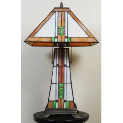 Tiffany Lampe Buntglas