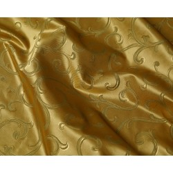 Golden satine 01 - satyna atłasowa