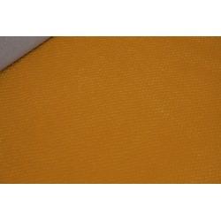 Dark yellow velvet - welur materiał tapicerski