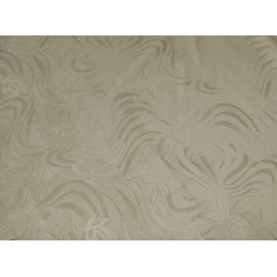 Beige velvet 02 - welur materiał tapicerski
