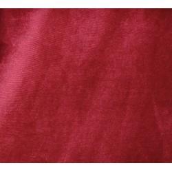 Crimson velvet 02 - satyna atłasowa materiał tapicerski