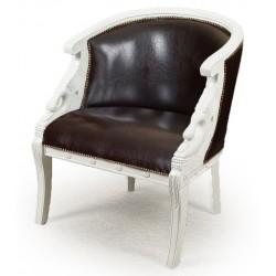 Swan armchair empire style