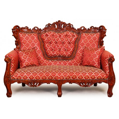 2 Person Sofa Baroque Rococo