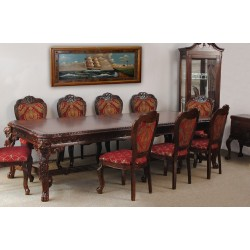 Lion king dining table empire 250 cm