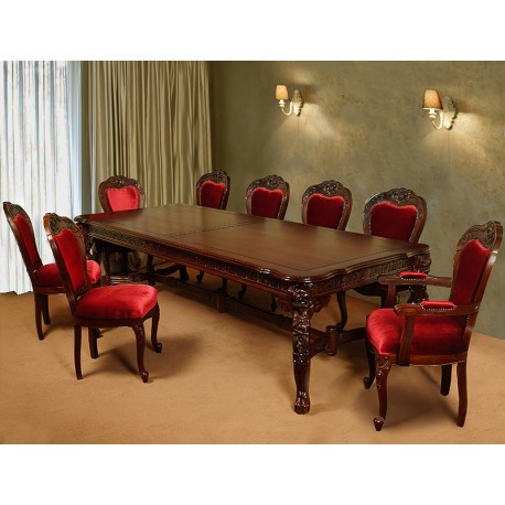 Lion King Dining Table Empire 350 Cm