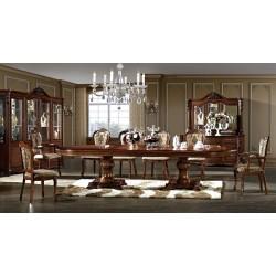 Rozkládací jídelní stůl 350/295/240 cm