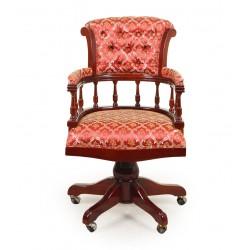 Fotel biurowy obrotowy krzesło komputerowe