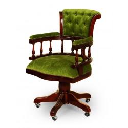 Fotel biurowy obrotowy z mechanizmem krzesło komputerowe