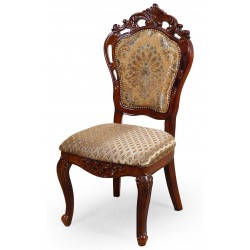 Dining chair louis baroque rococo