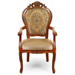 Stuhl mit Armlehnen louis barock