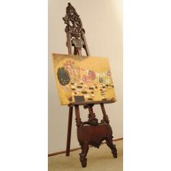 Sztaluga rzeźbiona barok rokoko