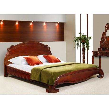 Łóżko secesja 180x200 cm