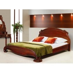 Łóżko secesja 160x200 cm