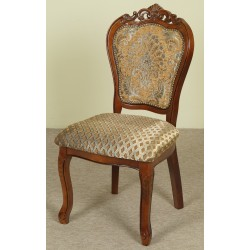 Dining chair louis baroque