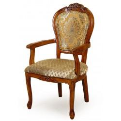 Stuhl mit Armlehnen louis barock rokoko