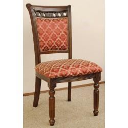 Krzesło rzeźbione ludwik