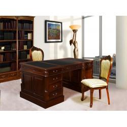 Englisch Schreibtisch Partnerdesk 180 cm