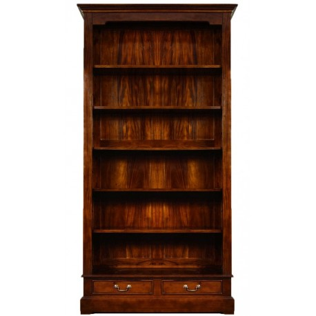 English bookcase library