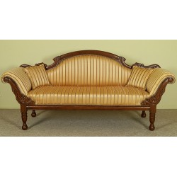 Kanapa sofa Biedermeier XXL